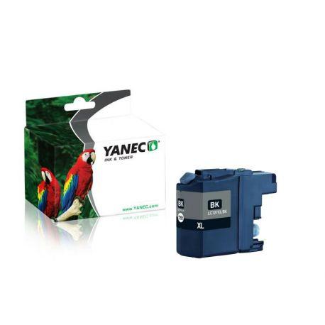Yanec LC127XLBK Zwart