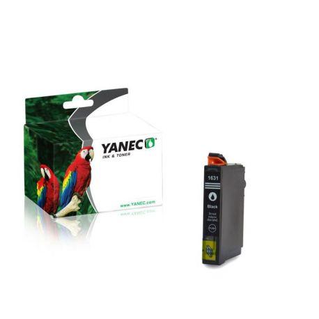Yanec 16XL/T1631 Zwart