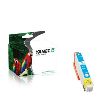 Yanec 24XL/T2432 Cyaan