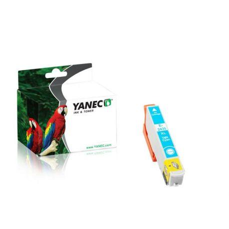Yanec 24XL/T2435 Licht Cyaan