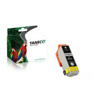 Yanec 26XL/T2621 Zwart