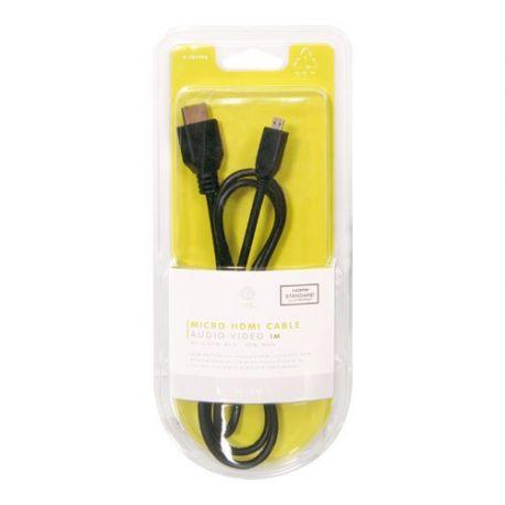 ICIDU Micro HDMI Audio / Video Kabel, 1m