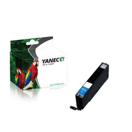 Yanec CLI-551C XL CYAAN