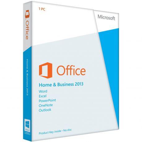 Office 2013 voor Thuisgebruik en Zelfstandigen - 1 pc