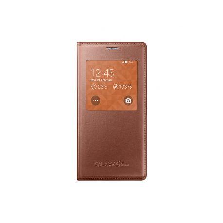 Samsung EF-CG800B Flip case Goud