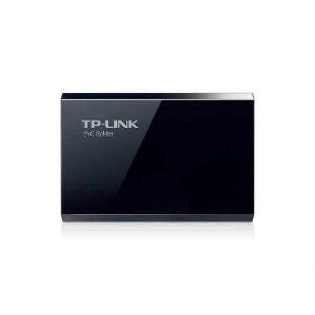 TP-Link Power over Ethernet Splitter IEEE 802.3af - Zwart