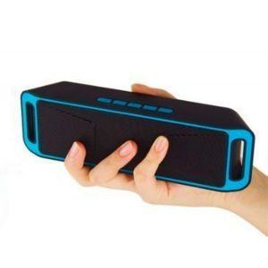 Megabass SC208 A2DP Bluetooth Wireless Stereo Speaker (Red)