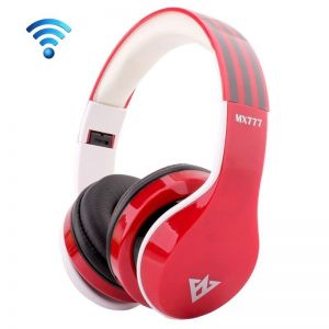 Mx666 OVLENG Bluetooth V4.1 Headphones Headset Extra Bass 4 iPhone 8 Samsung S8 Mx666-red