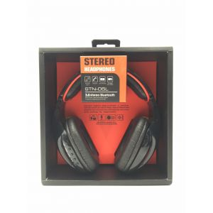 Led STN-05L Bluetooth Headset Oortelefoon Draadloze Hoofdtelefoon bluetooth hoofdtelefoon Microfoon Hoofd Telefoons voor iPhone