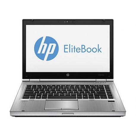 """HP EliteBook 8470p Zilver Notebook 35,6 cm (14"""") 1366 x 768 Pixels 2,9 GHz Derde generatie Intel® Core™ i5 i5-3380M 4G"""