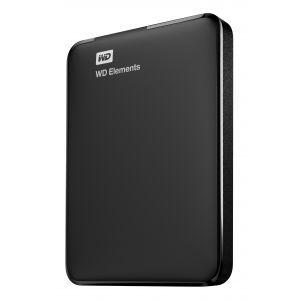 Western Digital WD Elements Portable externe harde schijf 4000 GB Zwart