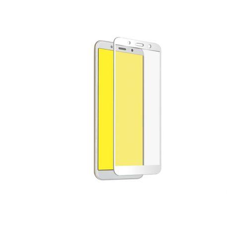 SBS Mobile Full Cover Screenprotector Huawei Y5 2018 Wit