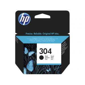 HP 304 Original Zwart