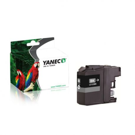 Yanec LC-123 Zwart