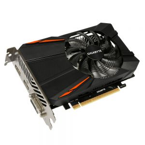 Gigabyte GeForce GTX 1050 Ti D5 4G NVIDIA 4 GB GDDR5