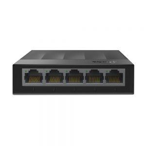 TP-LINK LS1005G Unmanaged Gigabit Ethernet (10/100/1000) Zwart