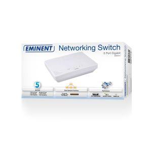 Gigabit Netwerk Switch