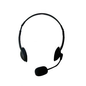 Ewent Headset met Microfoon