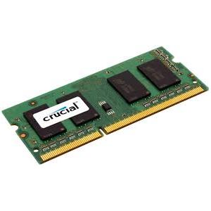 Crucial 4GB DDR3 1600 MT/s (PC3-12800) CL11 SODIMM 204pin 1.35V/1.5V