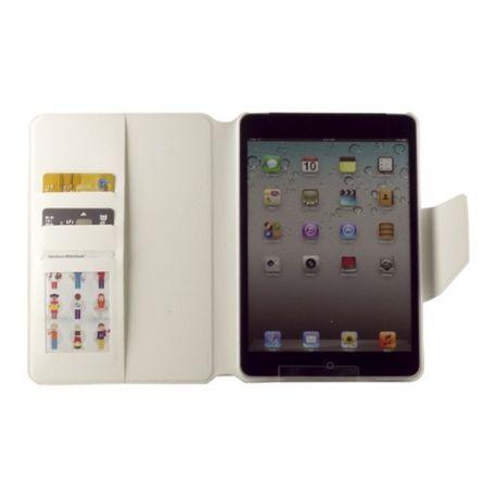 iPad mini College case White/Grey