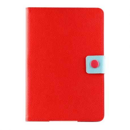 iPad mini case de 360 Rood/ blauw