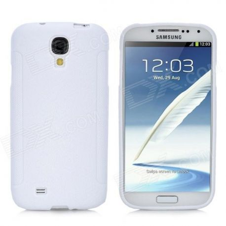 Samsung Galaxy S4 - TPU case - Wit