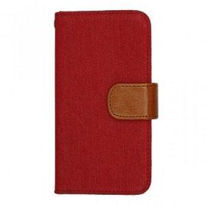 """Wallet voor de Iphone 6 (4,7"""") - Rood"""