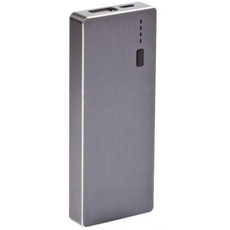 External Battery 2600mAh ALU Grey Metallic