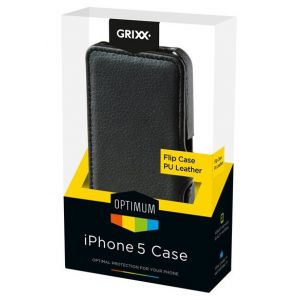 Case iPhone 5 Flip