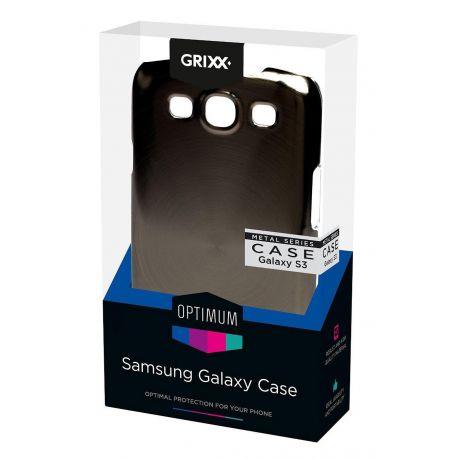 Case Samsung Galaxy S3 Metal-look