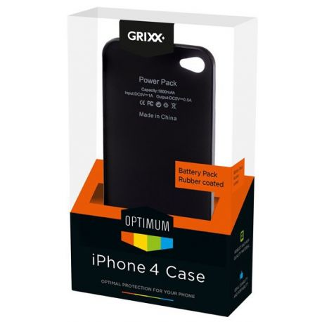 Battery Pack iPhone 4 1800mAh