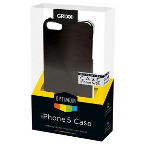 Case iPhone 5 Metal-look