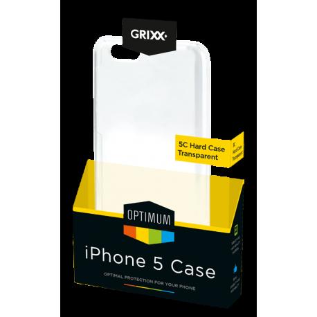 GRIXX iPhone 5C - Hard Case - Transparent bij de ...