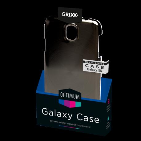 Case Samsung Galaxy S5 Metal-look