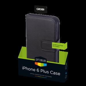 Case iPhone 6 Plus Creditcard Black