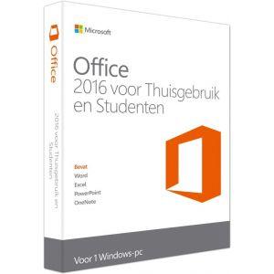 ffice 2016 voor Thuisgebruik en Studenten - 1 pc