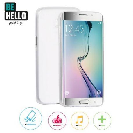 Samsung Galaxy S7 Edge Thingel Case Transparent