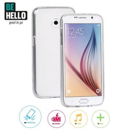 Samsung Galaxy S7 Gel Case Transparent