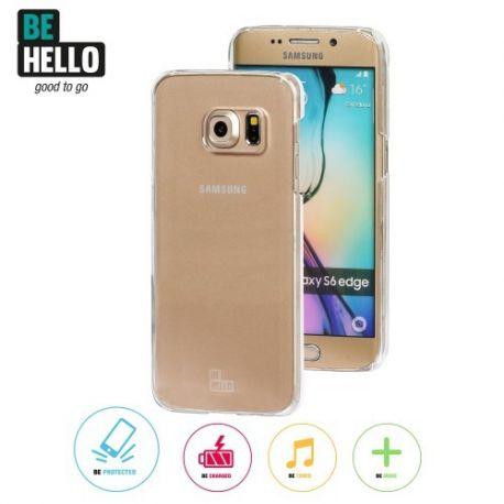Samsung Galaxy S7 Transparent Back Case Transparent Anti Scratch