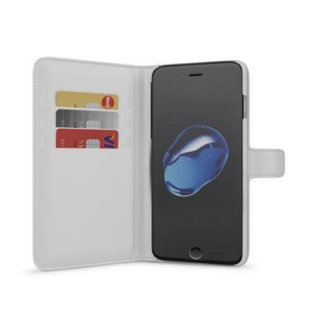 IPhone 7 6S 6 Plus Wallet Case White