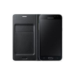 Samsung EF-WJ320P Flip Cover Zwart