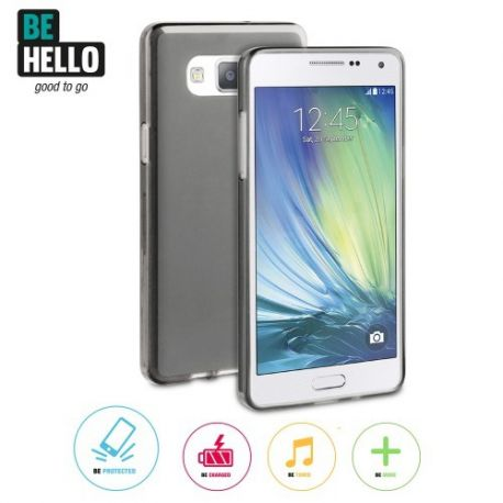 Samsung Galaxy A5 Gel Case Black
