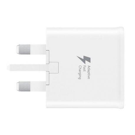 Samsung EP-TA20UWEU Binnen Wit oplader voor mobiele apparatuur