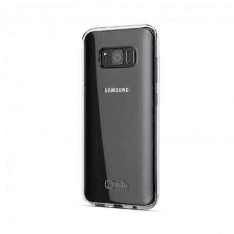 BeHello Back Case Transparant voor Samsung Galaxy S8
