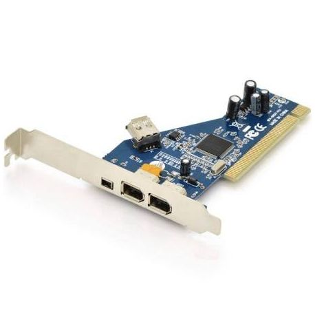 DIGITUS DS-33203-2 FireWire-adapter - PCI