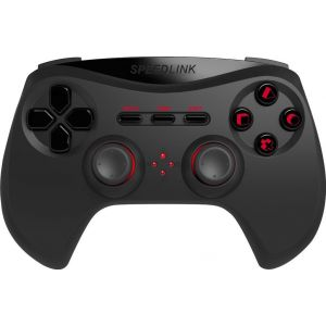 Speedlink Strike Nx Controller - Wireless - Voor Ps3, Zwart