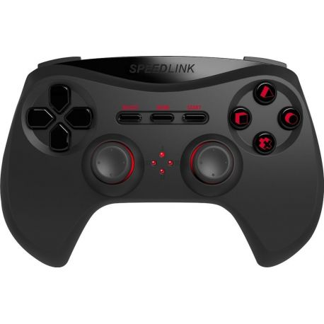 Speedlink Strike Nx Controller - Wireless - Voor Ps3, Zwart