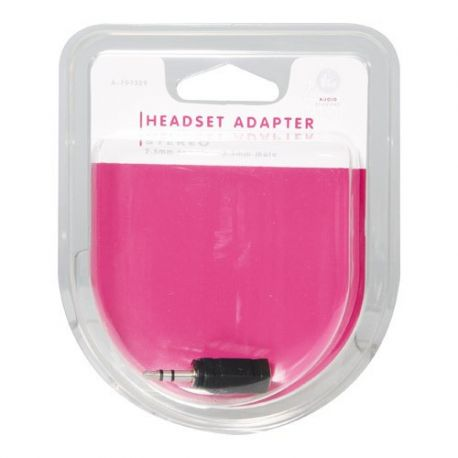 ICIDU Headset Adapter 2.5mm naar 3.5mm