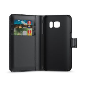 BeHello Huawei P8lite (2017) Wallet Case Black