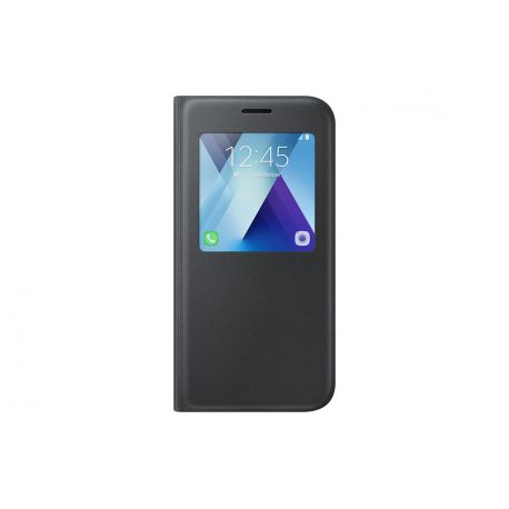 Samsung EF-CA520 Flip case Zwart
